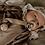 Thumbnail: Leren speenkoord Sand - Chewies and more