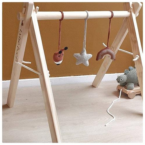 Babygym+hangers - Bruin