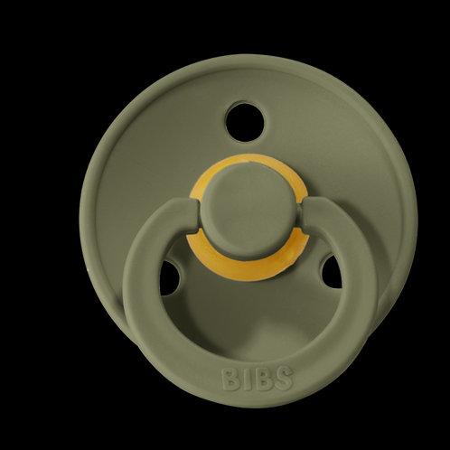 Bibs Olive  - maat 2