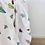 Thumbnail: Hydrofiele doek bamboo/biocotton - Origami vliegtuig -  Jut & Julie