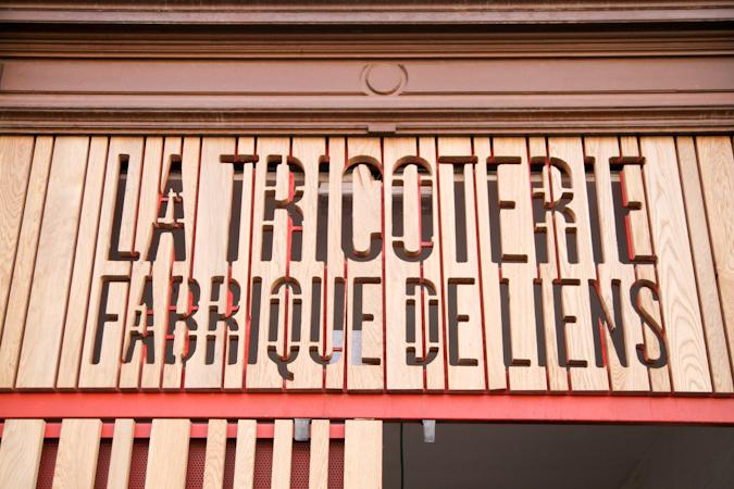 BRUXELLES La Tricoterie