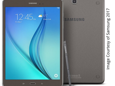 The (Nearly) Perfect Self-Development Gear;Samsung's Tab A with S Pen, &Microsoft's OneNote (2016)