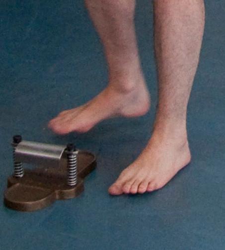 פילאטיס, כף הרגל והשאר