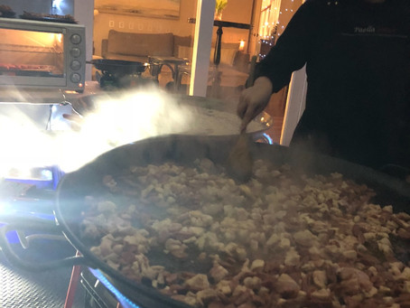 Sydney Paella Catering - the week in review