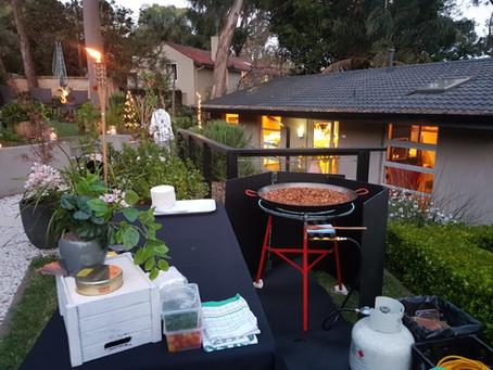 Paella catering in Castle Cove