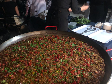 Paella Catering Westleigh