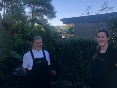 Paella catering in Caringbah. Awesome paella parties in Sydney's South!