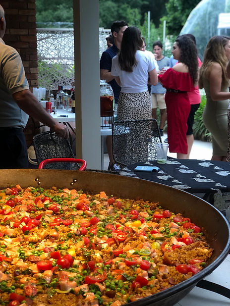 Paella catering in Hornsby