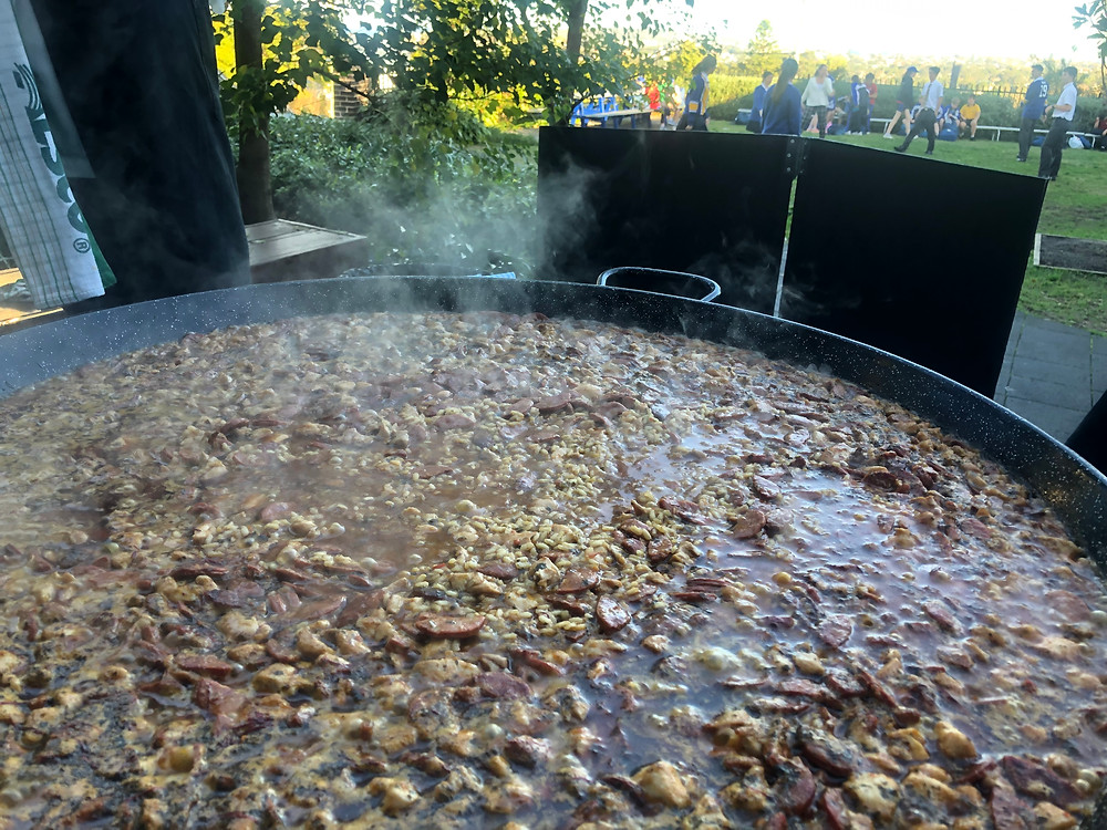 paella catering on the Northern Beaches