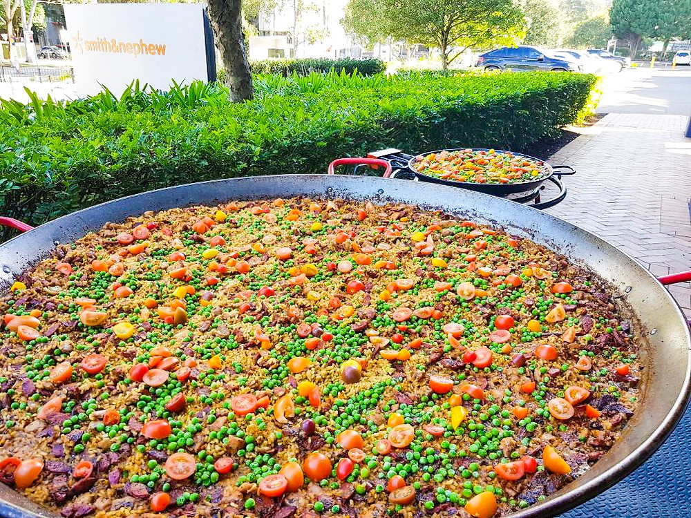 Paella Catering in North Ryde Sydney