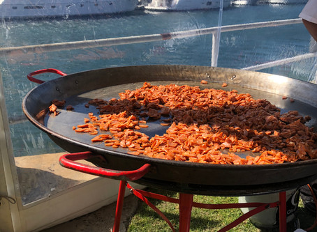 Paella Catering for Sydney Corporate Christmas parties