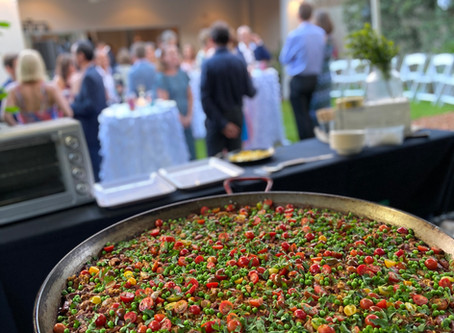 Paella Wedding Catering in Balgowlah on Sydney's Northern Beaches