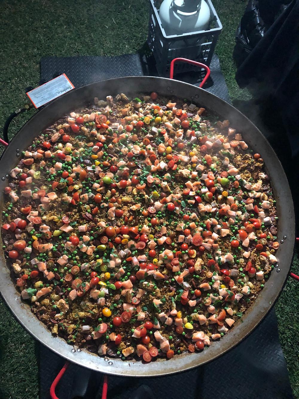 Paella Catering in Sydney