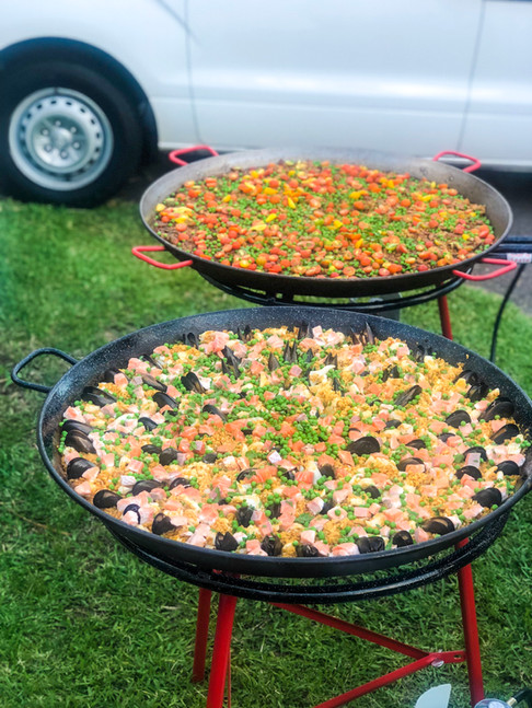 Paella in Naremburn