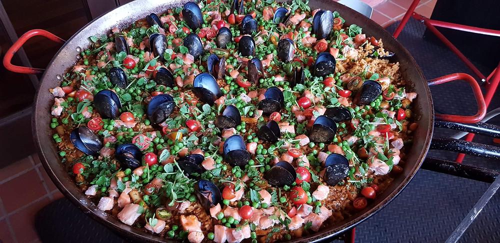 Paella Catering in Rose Bay