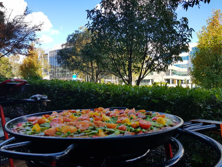 Paella Catering in North Ryde Sydney.