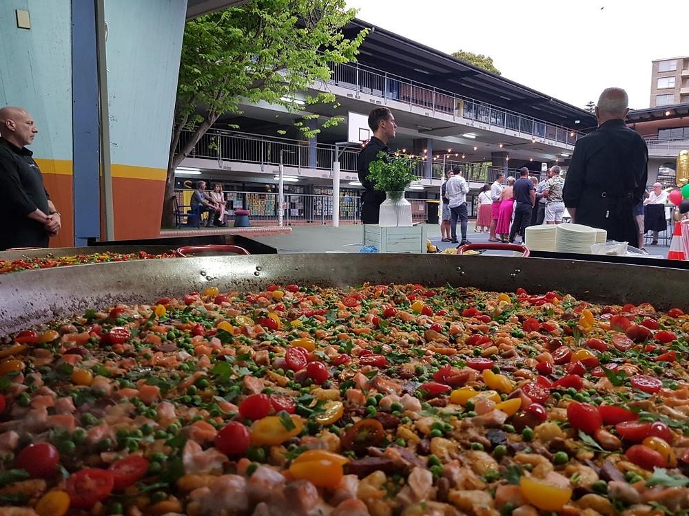 paella catering company