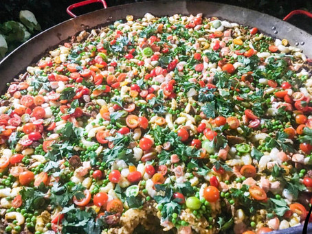 Catering Northern Beaches – Paella amor