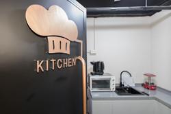 小型廚房(收費)