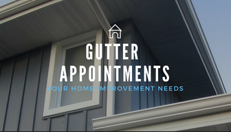 Gutters Appointments