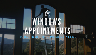 Windows Appointments