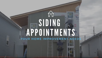Siding Appointments