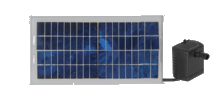 Solar irrigation booster (For MeGrow Classic)