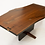 Thumbnail: Finn Table - Slab Pedestal Dining Table