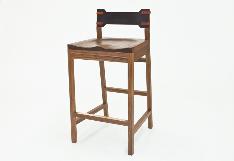 Low Back Tab Stool