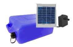 Solar irrigation kit (for MeGrow Mini)