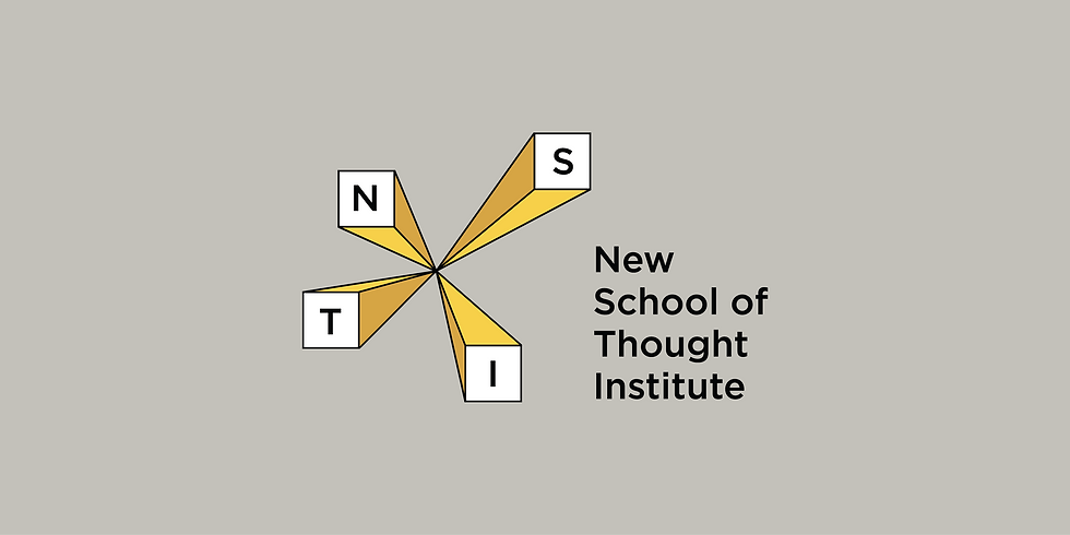 New School of Thought Institute - Free Virtual Event