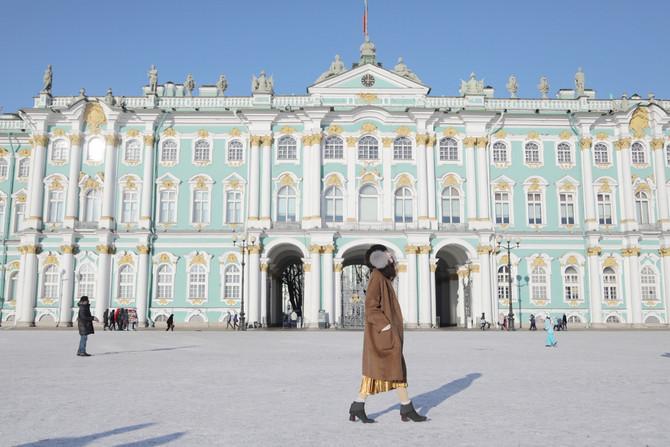 隱藏版俄羅斯-聖彼得堡四個不可不去的推薦地點(上)
