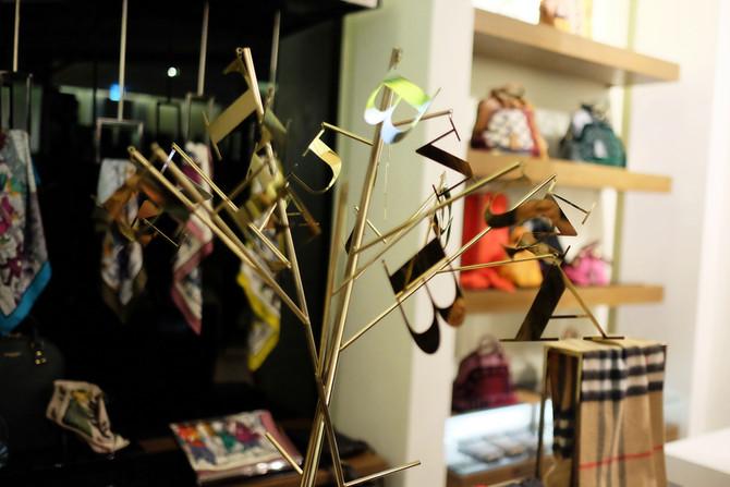 BURBERRY Art of the Trench 風衣藝術展 @Taipei台北