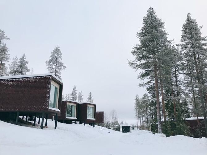 ||北極圈裡的美夢||Arctic TreeHouse Hotel