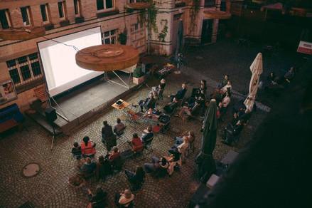Kurzfilmabend der Chemnitzer Filmwerkstatt im Weltecho