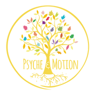 Logo Psyché&Motion Jennifer Hocquard Psychopraticienne thérapie individuelle couple systémique