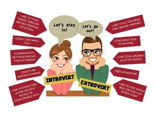 Apakah Anda seorang Introvert atau Ekstrovert?