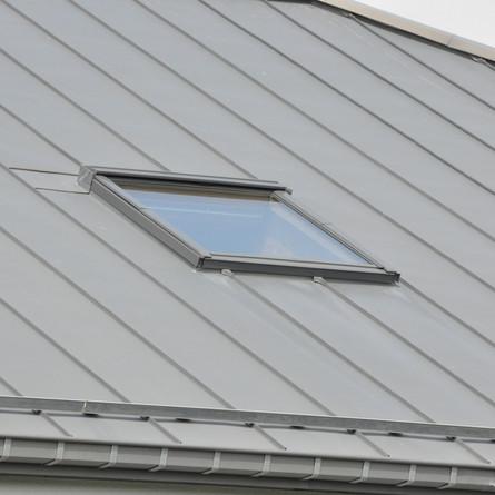 HD Toitures sprl - Fenêtre de toit
