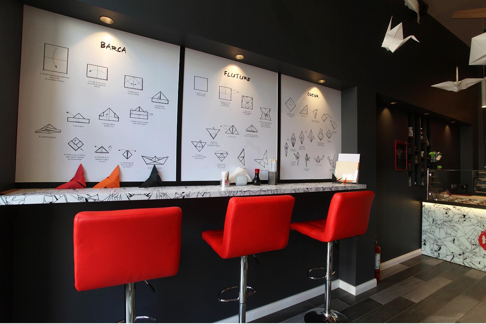 2 design interior temaki sushi cluj napo