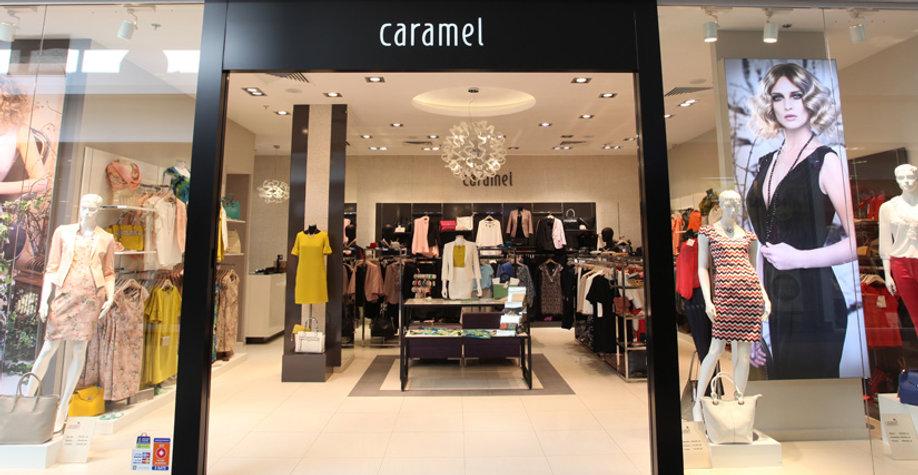 magazin caramel design interior ovidiu marian