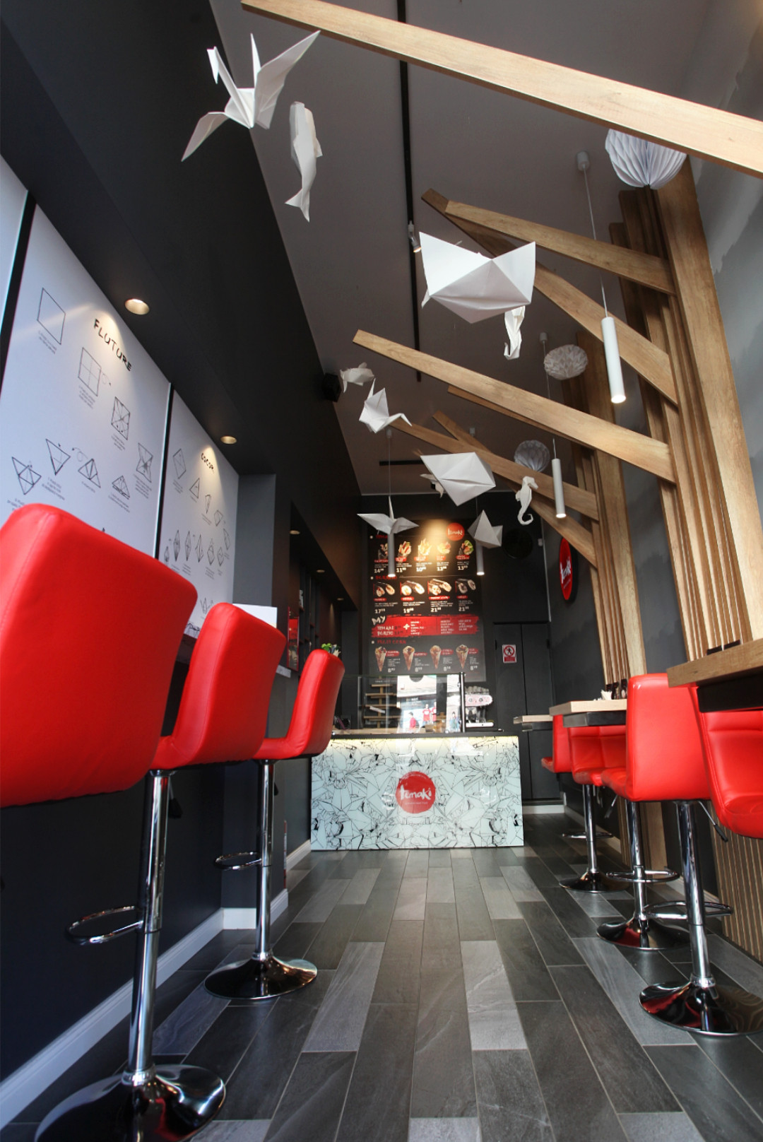 6 design interior temaki sushi cluj napo