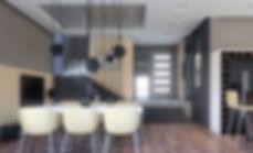 living dining hol design interior ovidiu marian