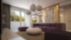 living balcon design interior ovidiu marian