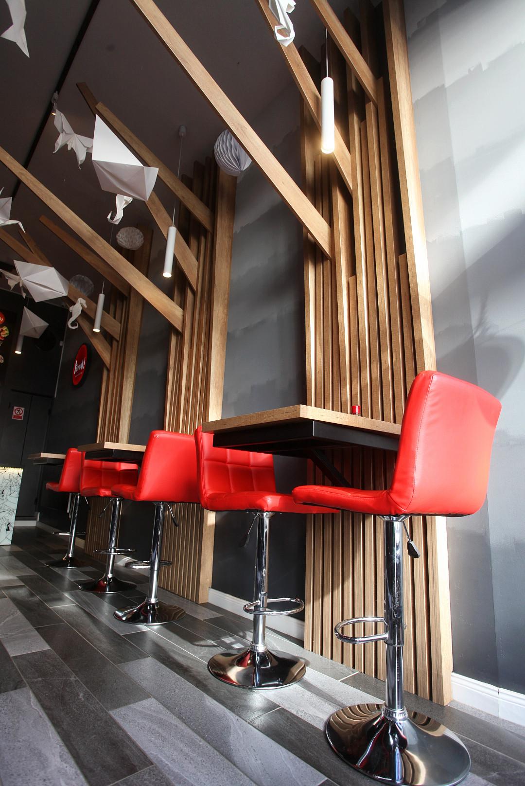 7 design interior temaki sushi cluj napo