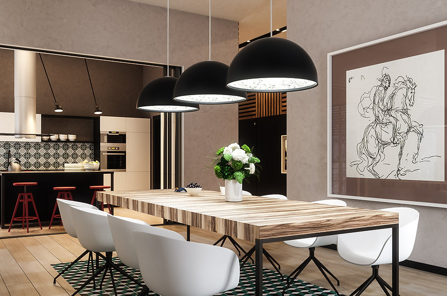 bucatarie dining design interior ovidiu marian