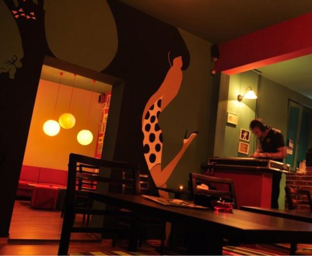 Stripes Cafe