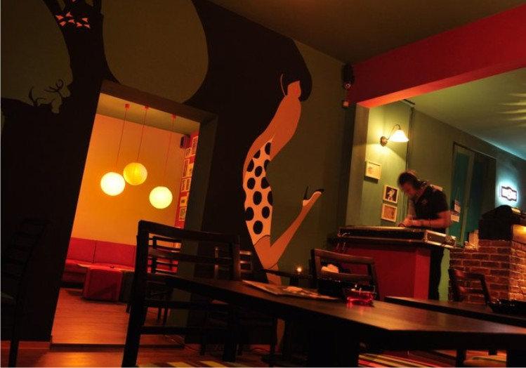 cafe design interior ovidiu marian