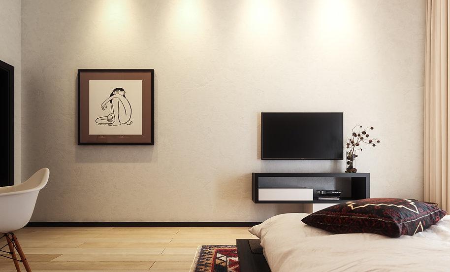 dormitor design interior ovidiu marian