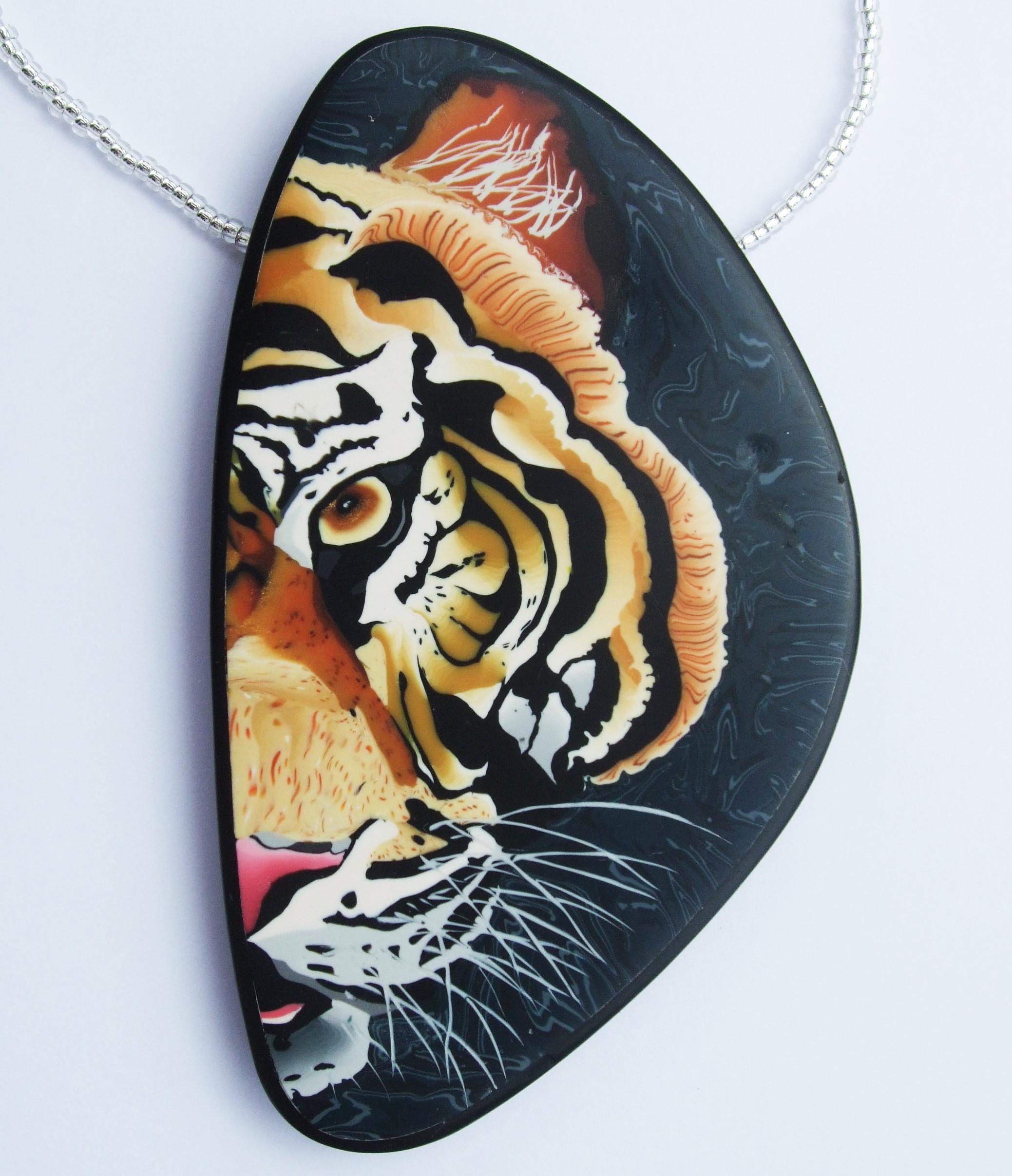 tiger pendant icon