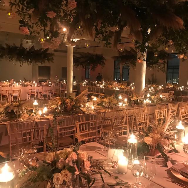 Wedding - Erganic Design / Hudson Mercantile - September 2018
